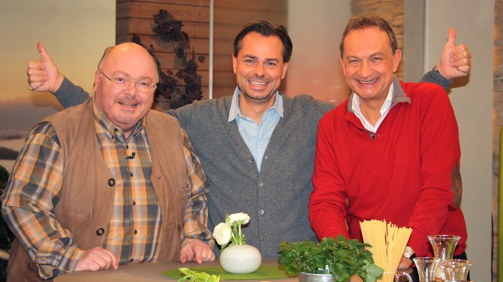 TV-Koch: Andreas Geitl- Die Männer-WG