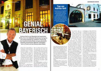 Presse Andreas Geitl: Lust auf Bayern