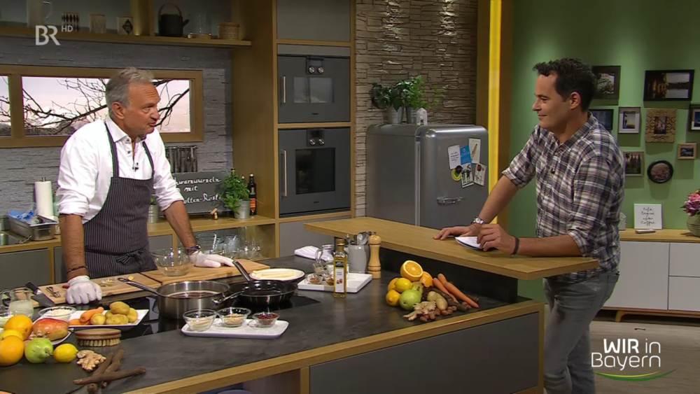 Andreas Geitl: Kochen im TV November 2020